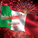 Event Poster - National Italian Day - 2020