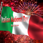 Event Poster - National Italian Day - 2020 - no date