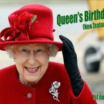 Event Poster - Queens Birthday (NZ) - 2020