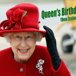 Event Poster - Queens Birthday (NZ) - 2020 - no date