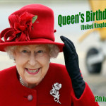 Event Poster - Queens Birthday (UK) - 2020