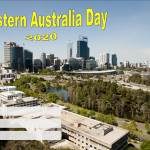 Event Poster - Western Australia Day - 2020 - fillable