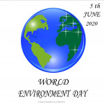 Event Poster - World Environment Day - 2020
