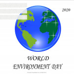 Event Poster - World Environment Day - 2020 - fillable