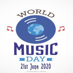 Event Poster - World Music Day - 2020