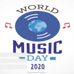 Event Poster - World Music Day - 2020 - fillable