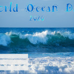 Event Poster - World Ocean Day - 2020 - fillable