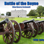Event Poster -Battle of the Boyne - 2020
