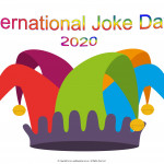 Event Poster -International Joke Day - 2020 - no date