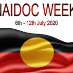 Event Poster -NAIDOC week - 2020