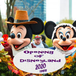 Event Poster -Opening of Disneyland - 2020 - no date