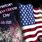 Event Poster -USA Independence Day - 2020