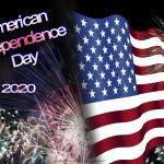 Event Poster -USA Independence Day - 2020 - no date