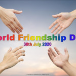 Event Poster -World Friendship Day - 2020