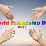 Event Poster -World Friendship Day - 2020 - no date