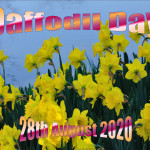 Event Poster - Daffodil Day - 2020