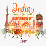 Event Poster - India Independence Day - 2020 - no date