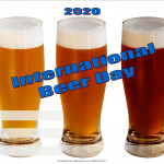 Event Poster - International Beer Day - 2020 - fillable