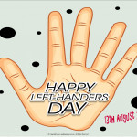 Event Poster - International Left Handers Day - 2020