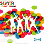 Event Poster - International Youth Day - 2020 - fillable