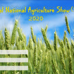 Event Poster - Royal National Agriculture Show - 2020 - fillable