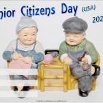 Event Poster - Senior Citizens Day (USA) - 2020 - fillable
