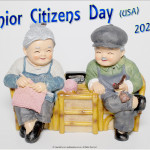 Event Poster - Senior Citizens Day (USA) - 2020 - no date
