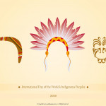 Event Poster - World Indigenous Peoples Day - 2020 - no date