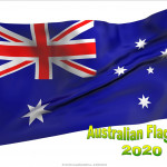 Event Poster - Australian flag day - 2020 - no date