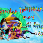 Event Poster - Brazilian Ind. Day - 2020