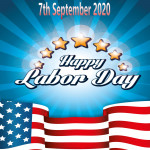 Event Poster - Happy Labor Day (US) - 2020