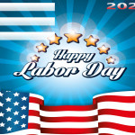 Event Poster - Happy Labor Day (US) - 2020 - fillable