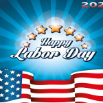Event Poster - Happy Labor Day (US) - 2020 - no date