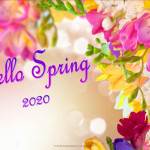 Event Poster - Hello Spring - 2020 - no date