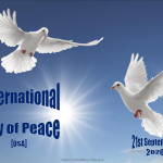 Event Poster - Int Day of Peace - 2020
