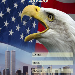 Event Poster - Patriot Day - 2020 - fillable