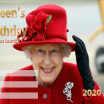 Event Poster - Queens Birthday (WA) - 2020 - fillable