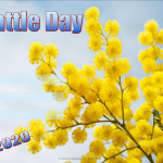 Event Poster - Wattle Day - 2020 - fillable