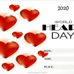 Event Poster - World Heart Day - 2020 - fillable